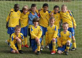 junior football team
